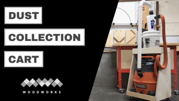 dust collection cart