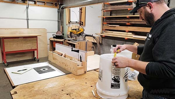 How to Make a Dust Collection Cart - MWA Woodworks