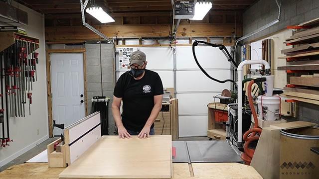 custom tool wall panel