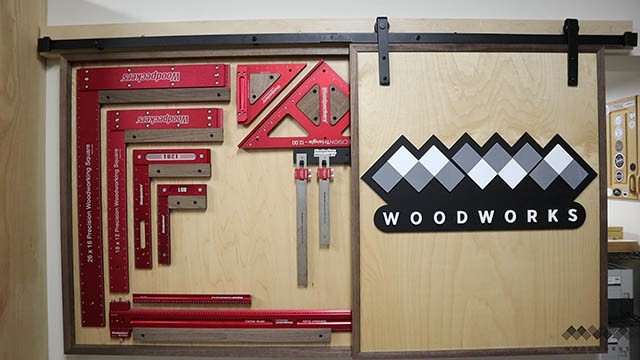 custom tool wall mwa woodworks