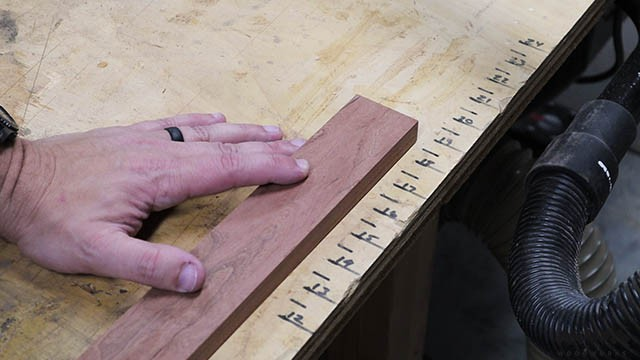 cutting board ruler II